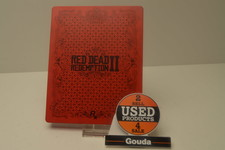 Xbox One Red Dead Redemption 2 in steal case