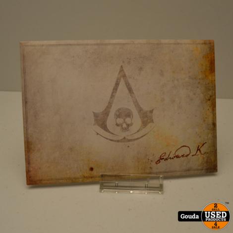 Ps3 game Assassins Creed Black Flag Skull Edition