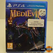 Ps4 game Medievil