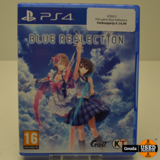PS4 game Blue Reflection