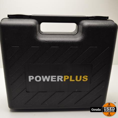 PowerPlus X1025 200 Watt Heat Gun  z.g.a.n. compleet in koffer