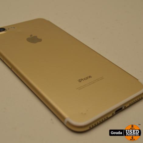 Apple iPhone 7 Plus Gold  128 GB met USB kabel *