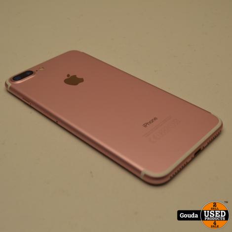 Apple iPhone 7 Plus Rose  128 GB met USB kabel *