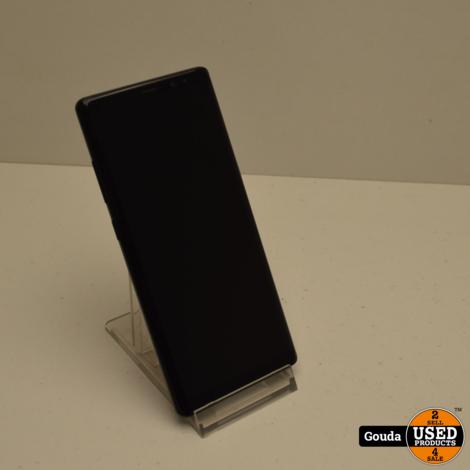 Samsung Galaxy Note 8 Black  64 GB met USB kabel *