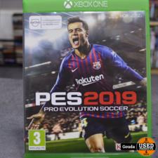 Xbox One Pro Evolution Soccer 2019