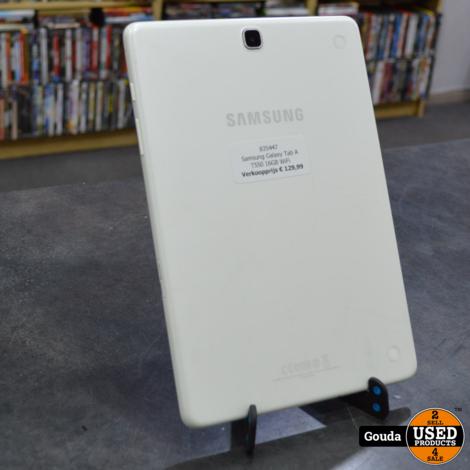 Samsung galaxy Tab A White incl lader