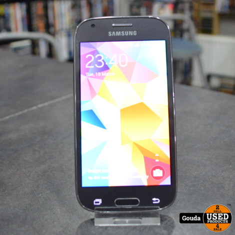 Samsung Galaxy Ace 4 8 GB Inclusief oplader in nette staat*