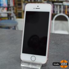 Apple Apple iPhone SE 16GB  Rose/Gold met USB kabel *