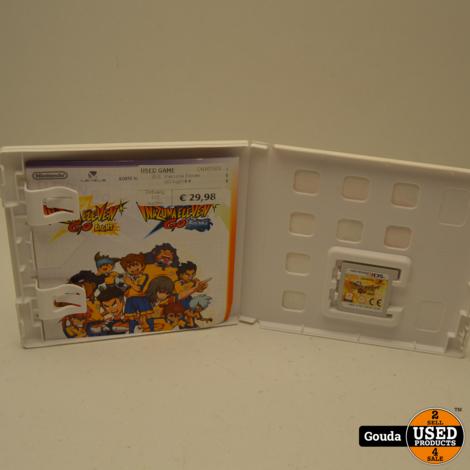 Nintendo 3DS game Inazuma Eleven GO Light