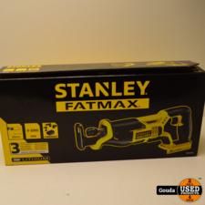 Stanley Fatmax FMC675B Reciprozaag BODY Zonder accu en oplader NIEUW in doos