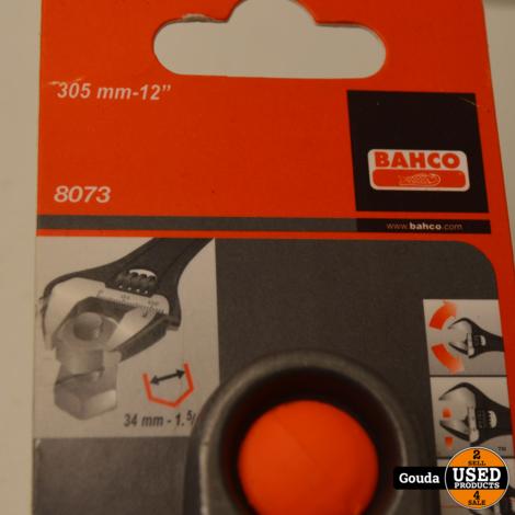 BAHCO 8073 verstelbare moersleutel  305 mm  NIEUW