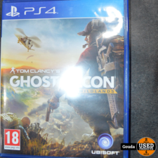 Xbox one game Ghost recon Wildlands