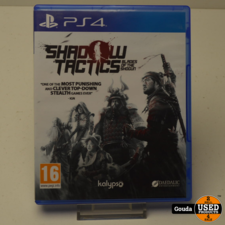 PS4 game Shadow Tactics Blades of the Shogun