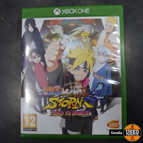Xbox One Naruto Shippuden: Ultimate Ninja Storm 4 Road to Boruto