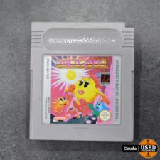 Gameboy game MS Pac Man