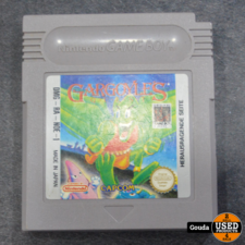 Game boy game Gargoyles