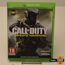 Xbox One game C.O.D Infinite Warfare