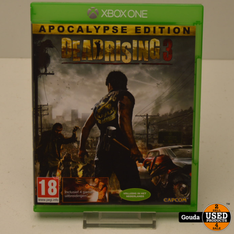 Xbox One game Dead Rising 3