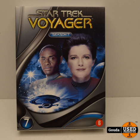 DVD Box  Star Trek Voyager Seizoen 7