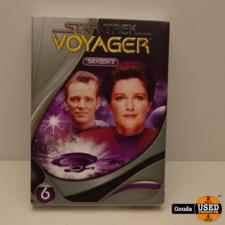 DVD Box  Star Trek Voyager Seizoen 6