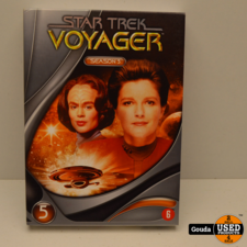 DVD Box  Star Trek Voyager Seizoen 5