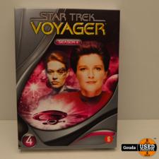 DVD Box  Star Trek Voyager Seizoen 4
