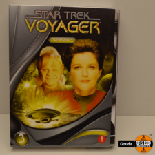 DVD Box  Star Trek Voyager Seizoen 3