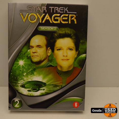 DVD Box  Star Trek Voyager Seizoen 2