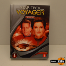 DVD Box Star Trek Voyager Seizoen 1