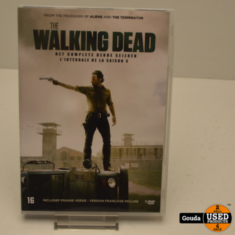 DVD  The Walking Dead Seizoen 3