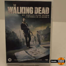 DVD  The Walking Dead Seizoen 5