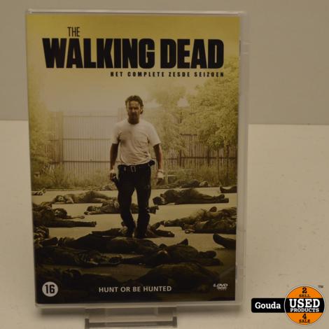 DVD  The Walking Dead Seizoen 6