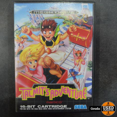 Sega mega drive game Talmits adventure