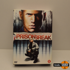 DVD Box Prison Break Seizoen 1