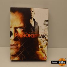 DVD Box Prison Break Seizoen 3