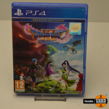 Playstation 4 game Dragon Quest XI  Echoes of an Elusive Age
