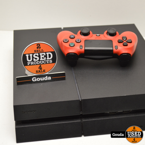 Playstation 4 500GB 1 controller en kabelset