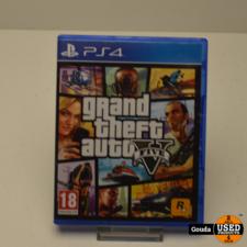 PS4 game GTA V