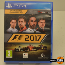 PS4 game F1 2017 -Formula 1