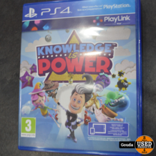Ps4 game Knowledge is power