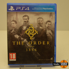 PS4 Game The Order