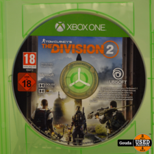 XBox One game The Division 2 in doosje zonder inlay