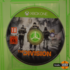 XBox One game The Division in doosje zonder inlay
