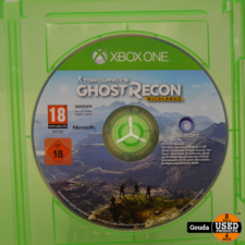 XBox one game Ghost Recon Wildlands in doosje zonder inlay