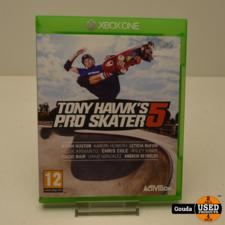 Xbox One game Tony Hawks Pro Skater 5