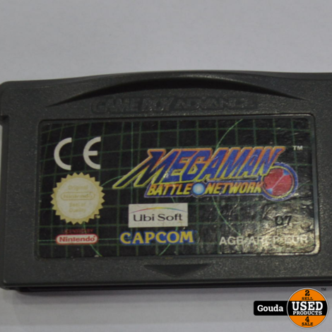 Gameboy advance game Megaman Battle network