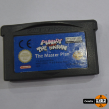 Gameboy advance game Pinky and  the brain