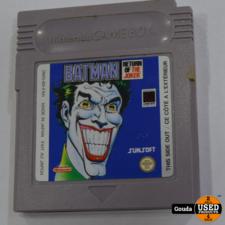 Gameboy game Batman return of the joker