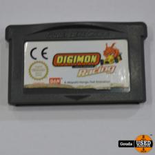 Gameboy advance game Digimon racing