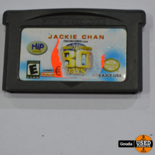 Gameboy advance game Jackie chan around the world 30 days